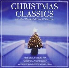 Christmas Classics - Most Wonderful Time Of The Year [New & Sealed] CD
