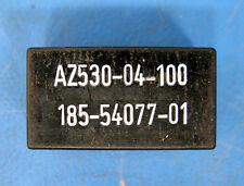 *LOT OF 5* American Zettler Relay, AZ 530-04-100, 185-54077-01, AZ530-04-100
