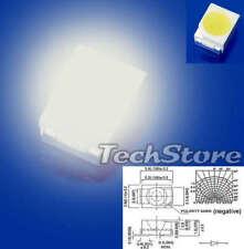 20 SMD 1210 ( PLCC-2 3528 white ) Super Bright LED bianco freddo 2500 mcd