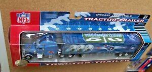 2006 Tennessee Titans tractor-trailer truck semi NFL