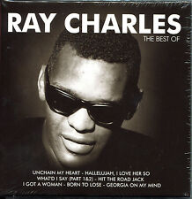 RAY CHARLES - THE BEST OF - 5 CD ALBUM NEUF ET SOUS CELLO
