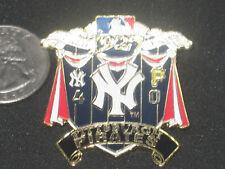 New York Yankees World Series Championship Pin 1927 vs Pittsburgh Pirates PSG