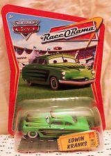 EDWIN KRANKS Disney Pixar World of Cars Classic Piedmont Hauser Die Cast Old NEW
