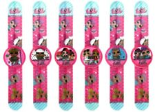 LOL SURPRISE DOLL Chidren's Digital Snap Slap Kids Wristwatch Watch.