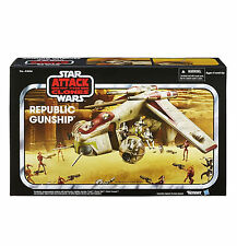 Star Wars Attack of the Clones Republic Gunship Vintage Collection Limited