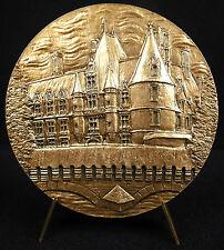 medal castle of Maintenon Renaissance Orléans Torcheux c 1960 castle medal