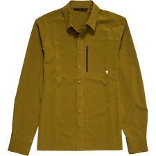 STOIC Roam LONG SLEEVE Collar BUTTON DOWN Up STRETCH SHIRT Men size XXL Big TALL