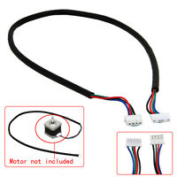 New 100cm 4-wire Cable For Stepper Motor NEMA17 Shaft For 5mm CNC Printer Hot