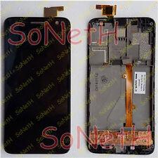 "Touch screen + LCD Display + Frame Alcatel One Touch OT6012 Idol Mini 4,3"" Nero"