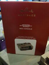 2020 Hallmark Keepsake Nintendo Entertainment System Nes Console Ornament