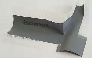ISOMAT W.M OUTER CORNER (single) - 14cm x 14cm