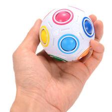 Magic Rainbow Ball Magic Cube Zauber Kugel Regenbogen Ball Twist Ball Toy