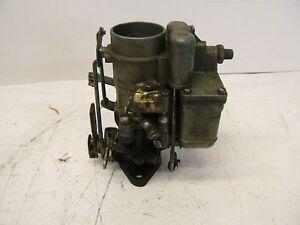 STUDEBAKER Carter Carburetor, W-O, 444S FOR 1939-40 CHAMPION 2G