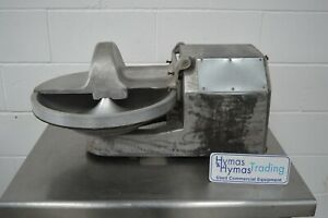 Bowl Cutter 240v SPARES REPAIR complete motor, needs work on safety switches etc