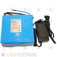 Batteria Li-Po Polimeri di Litio Bici Elettrica Scooter 24V DC 15AH max 2c 30AH