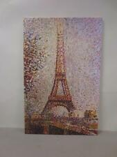 Eiffel Tower by Georges Seurat 40 by 26-Inch Canvas Art Print -iCanvasART