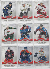 11-12 Titanium True RC Lot Gabriel Bourque /57 Scott Timmins /75 Vincour Elliott