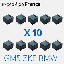 10 X RELAIS V23084-C2001-A303 GM5 ZKE BMW E46 X3 E39 E38 - RL01