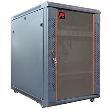 """15U 35"""" Deep Server IT Network Enclosure Rack Cabinet FITS MOST SERVER EQUIPMENT"""