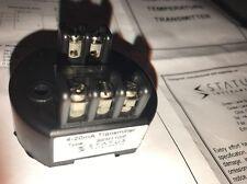 Instrumentos de estado 2 Cable de transmisor de temperatura SEM110/P, PT100 en 4-20mA fuera