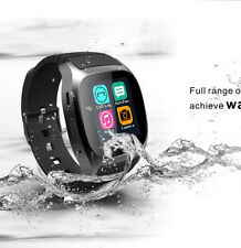 M26 Bluetooth Smart Wrist Watch Phone For Smartphone with camera REMOTE CONTROL