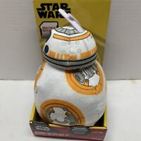 Star Wars Bump-N-Go 9 Inch Action Plush | BB-8 NEW