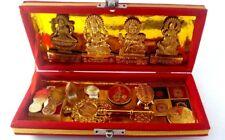 deepawali poojan set Shree Dhan Lakshmi Kuber Bhandari Kripa Yantra14 pcs diwali
