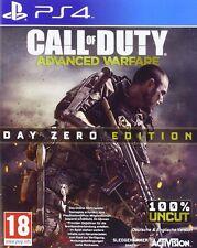 Call of Duty: Advanced Warfare PS4-Comme neuf-Super Rapide De Première Classe Livraison gratuite
