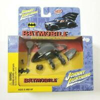Johnny Lightning 1940's BATMOBILE Die-Cast Model Kit DC Comics 1:64 Scale