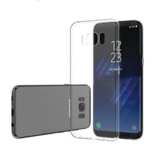 Samsung S8 PLUS - Silicone Case Slim Crystal Clear Soft Phone Case 4 Samsung S8+