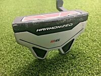 "Wilson Harmonized M6 Mallet Putter /  RH / Steel ~35"" / Nice Winn Grip / mm3307"