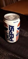 More details for unopened almost empty  pepsi can -- rare -- factory error -- vintage 1990s