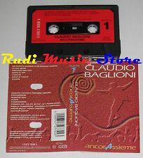 MC CLAUDIO BAGLIONI Ancorassieme 1992 HOLLAND Columbia 4727744 no cd lp dvd vhs