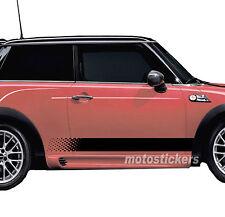 Adesivi Mini Cooper - Tuning Auto Adesivi Auto Coo002 - racing decals