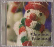 christmas treasures cd new jingle bells first noel christmas treasures