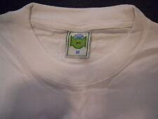 stock 10 maglie tg L maglia uomo t-shirt BIANCA sotto giacca girocollo 150 g