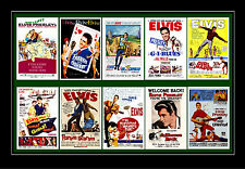 ELVIS PRESLEY  - FILM POSTER POSTCARD SET # 2