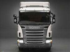 Scania Truck Griffins stickers/decal for mirror casing or bodywork glass X2
