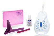 Whiz Libre Ultimate Lot - Portatif Uriner Appareil pour femmes + Accessoires