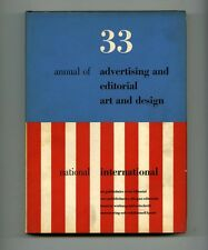 1954  Bradbury Thompson ADC DESIGN ANNUAL Paul RAND Saul BASS Andy WARHOL Lustig