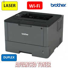 Brother HL-L5200DW Network Wi-Fi Laser Printer with Auto Duplex