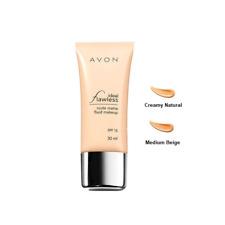 Avon Nude Matte Fluid Makeup ~ Foundation