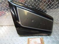 NOS 84-87 Honda GL1200 GL 1200 A Left Side Frame Fairing Cover Panel Black Gray