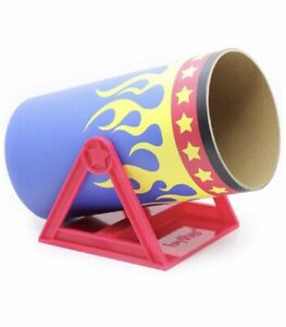 HayPigs Guinea Pig Toys And Accessories - Circus Themed Cavy Cannonball Tunnel