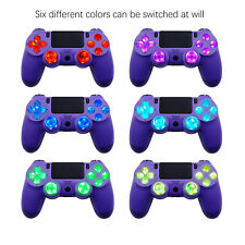 For PS4 Wireless Controller Multi-colors Light Board Handle Modifiy LED Modes