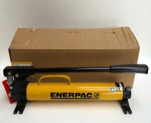 Enerpac P39 Ultima Single-Speed Hydraulic Hand Pump 700 Bar/ 10,000 PSI
