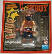 BL0001 Blíster Vaquero oeste playmobil,blister,western,cowboy