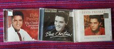 Elvis Presley ~ Lot Of Merry Christmas Album ( Malaysia Press ) Cd