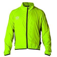 giacche da uomo verdi per palestra , fitness , corsa e yoga poliestere