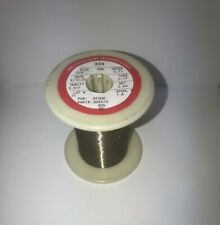 "Alloy 304 -1,975 Ft. - .010"" / 30 GA  Stainless Steel Resistance Wire"